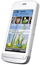 Nokia C5 - recenze, hry, aplikace, videa